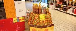 Nouvelles Dégustations à Auchan Aubagne pour les fêtes