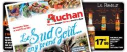 Une semaine de promotion chez Auchan